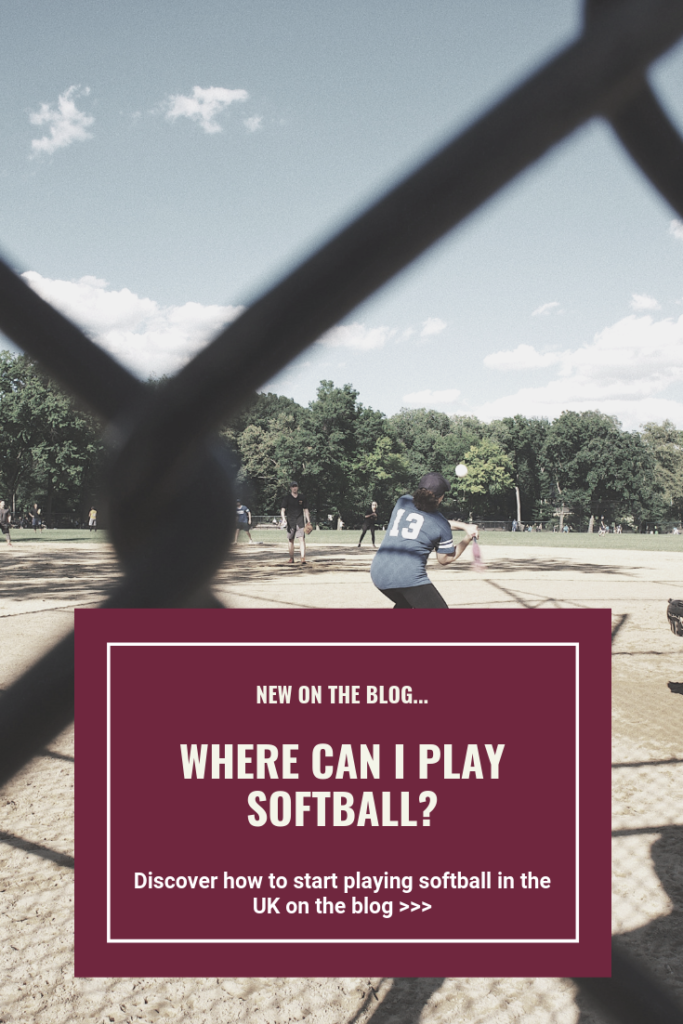 Where can I play softball?